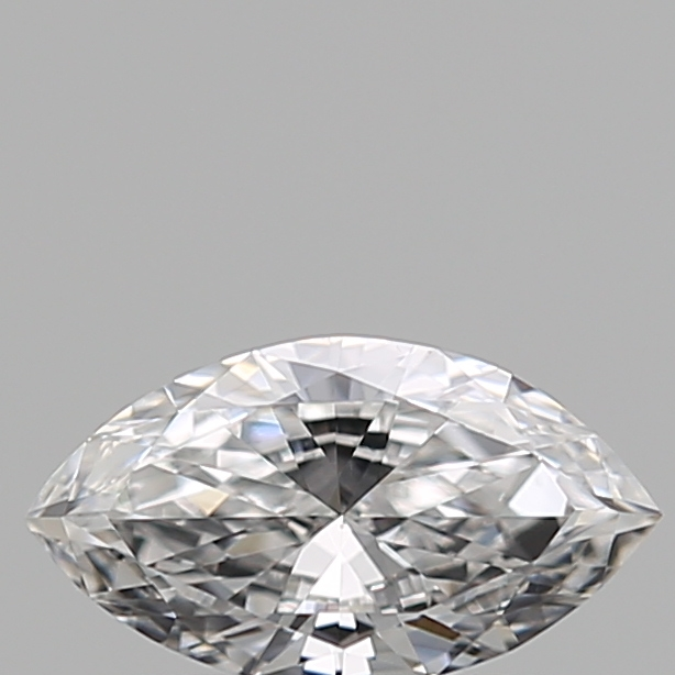 0.33 Carat Marquise Loose Diamond, D, VS1, Ideal, GIA Certified
