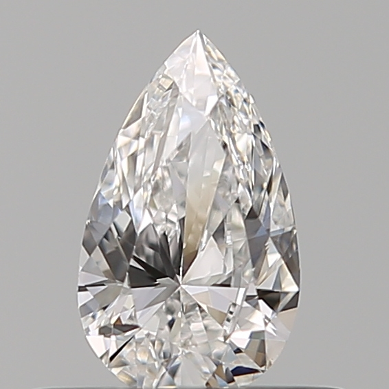 0.29 Carat Pear Loose Diamond, E, VS1, Excellent, GIA Certified