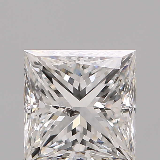 1.20 Carat Princess Loose Diamond, G, SI2, Ideal, GIA Certified | Thumbnail