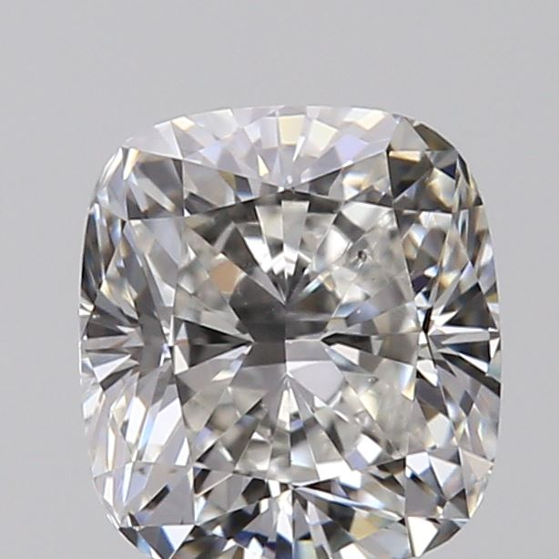 0.52 Carat Cushion Loose Diamond, G, SI1, Excellent, GIA Certified