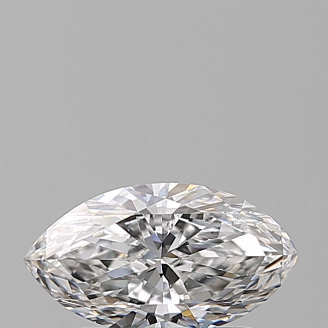 0.51 Carat Marquise Loose Diamond, D, VS2, Super Ideal, GIA Certified