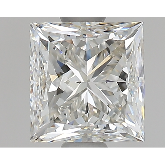 1.02 Carat Princess Loose Diamond, I, VVS2, Very Good, GIA Certified