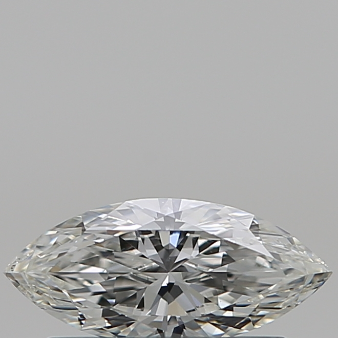 0.30 Carat Marquise Loose Diamond, H, SI1, Ideal, GIA Certified | Thumbnail