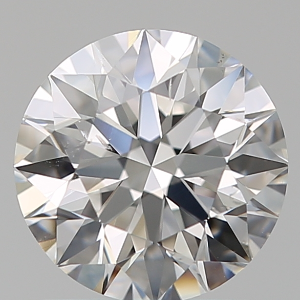 1.04 Carat Round Loose Diamond, E, SI1, Super Ideal, GIA Certified
