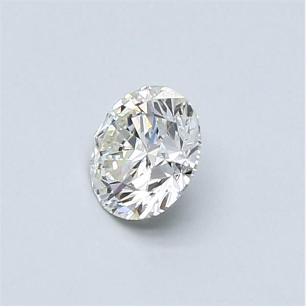 0.45 Carat Round Loose Diamond, H, VS1, Super Ideal, GIA Certified