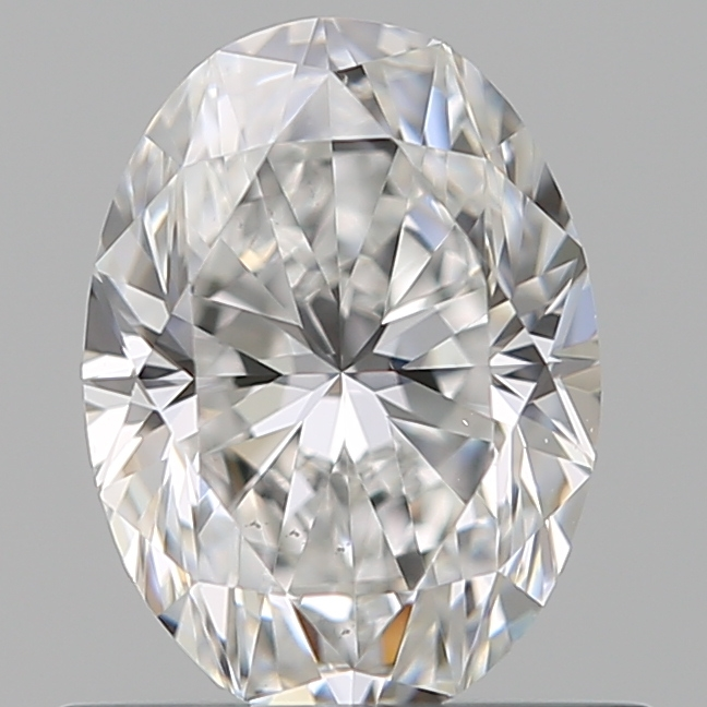 0.70 Carat Oval Loose Diamond, E, VS1, Excellent, GIA Certified