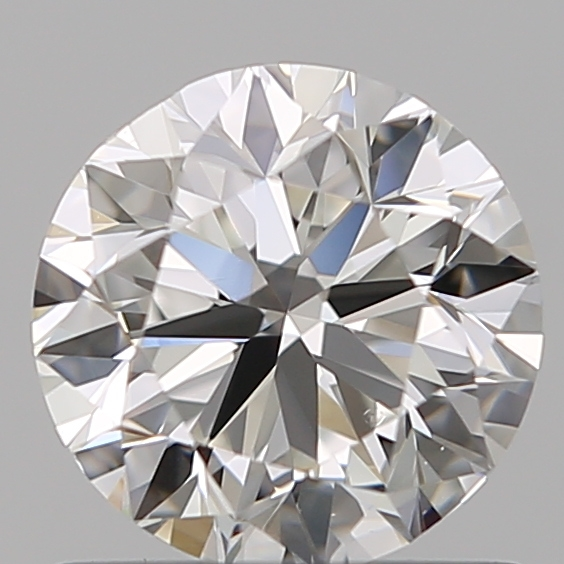 0.80 Carat Round Loose Diamond, H, VS1, Excellent, GIA Certified