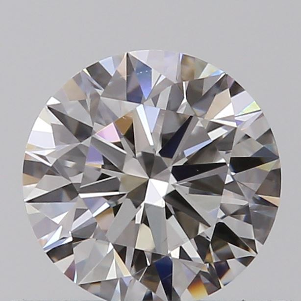 0.42 Carat Round Loose Diamond, H, VS2, Super Ideal, GIA Certified