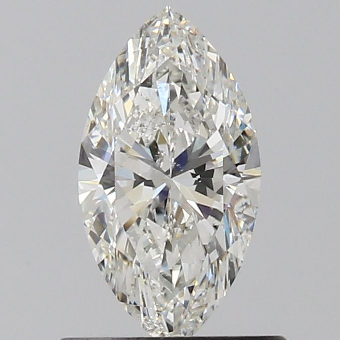 0.70 Carat Marquise Loose Diamond, H, VS2, Ideal, GIA Certified