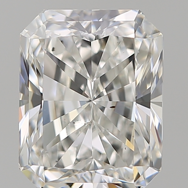 1.51 Carat Radiant Loose Diamond, G, VS2, Super Ideal, GIA Certified | Thumbnail