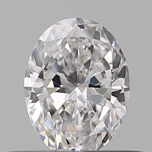 0.30 Carat Oval Loose Diamond, D, IF, Super Ideal, GIA Certified