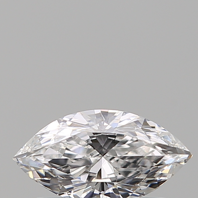 0.33 Carat Marquise Loose Diamond, D, VS1, Excellent, GIA Certified