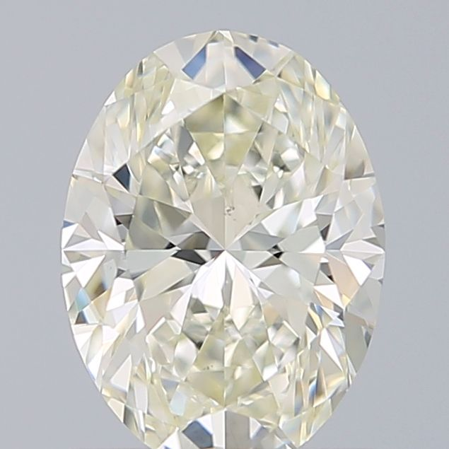 1.01 Carat Oval Loose Diamond, K, VS1, Ideal, GIA Certified | Thumbnail