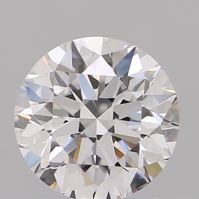 1.40 Carat Round Loose Diamond, D, IF, Super Ideal, GIA Certified
