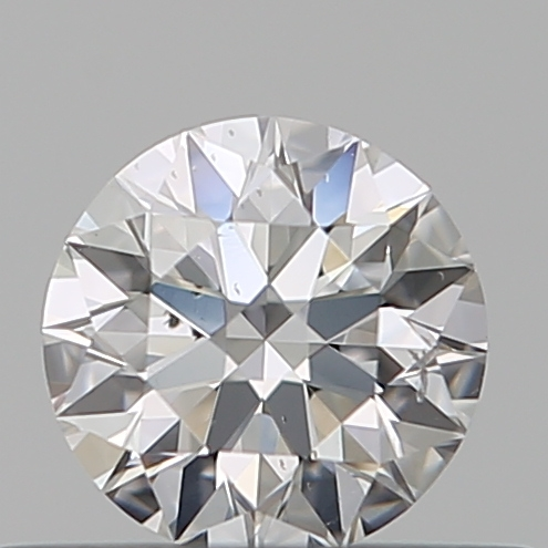 0.32 Carat Round Loose Diamond, E, SI1, Super Ideal, GIA Certified
