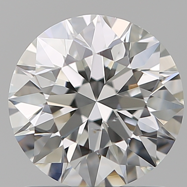 1.20 Carat Round Loose Diamond, G, VS2, Super Ideal, GIA Certified