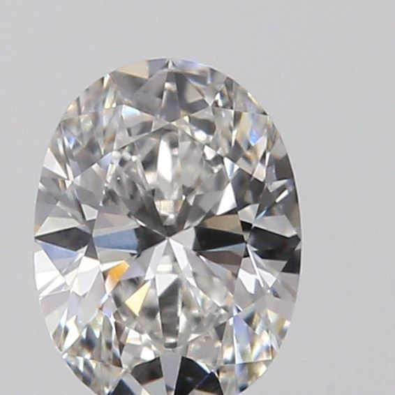 0.26 Carat Oval Loose Diamond, F, VS2, Ideal, GIA Certified