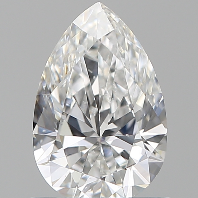 0.80 Carat Pear Loose Diamond, E, VS2, Ideal, GIA Certified