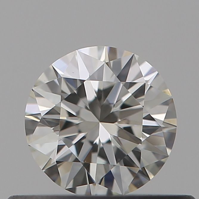0.32 Carat Round Loose Diamond, I, VVS1, Super Ideal, GIA Certified
