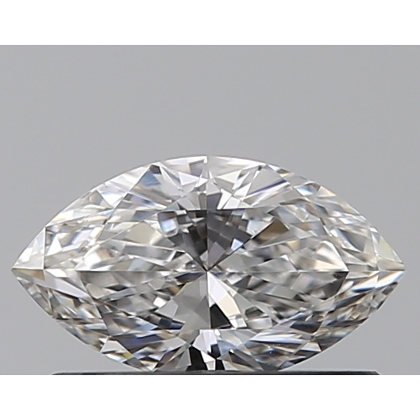 0.31 Carat Marquise Loose Diamond, F, VS1, Excellent, GIA Certified