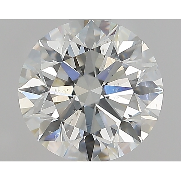 1.17 Carat Round Loose Diamond, J, SI1, Super Ideal, GIA Certified