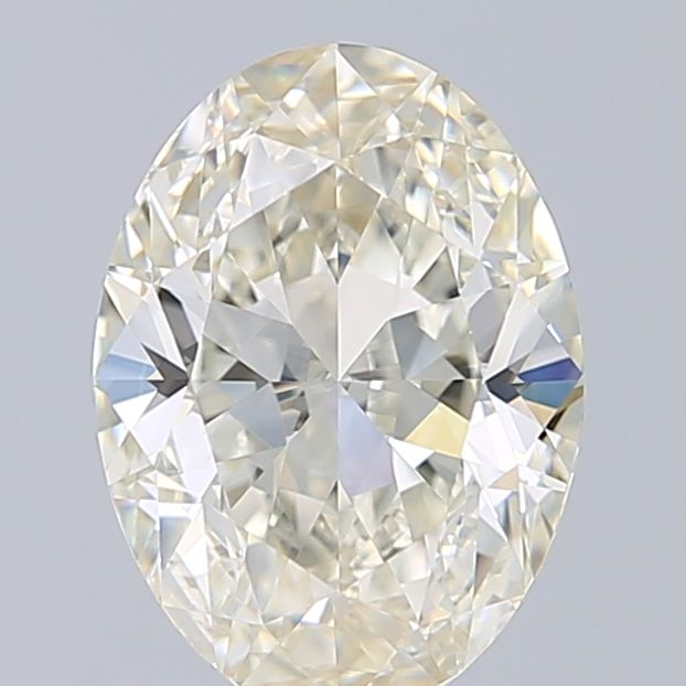 1.51 Carat Oval Loose Diamond, H, VS1, Super Ideal, GIA Certified | Thumbnail