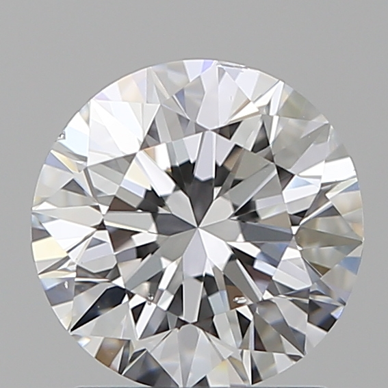 1.31 Carat Round Loose Diamond, D, VS2, Super Ideal, GIA Certified | Thumbnail