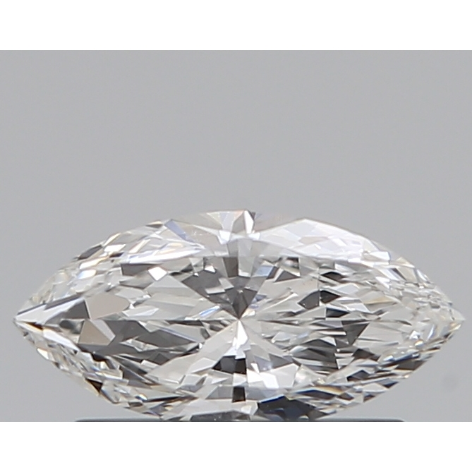 0.34 Carat Marquise Loose Diamond, E, VVS2, Super Ideal, GIA Certified