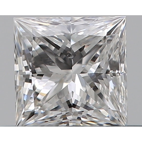 0.31 Carat Princess Loose Diamond, E, SI1, Super Ideal, GIA Certified