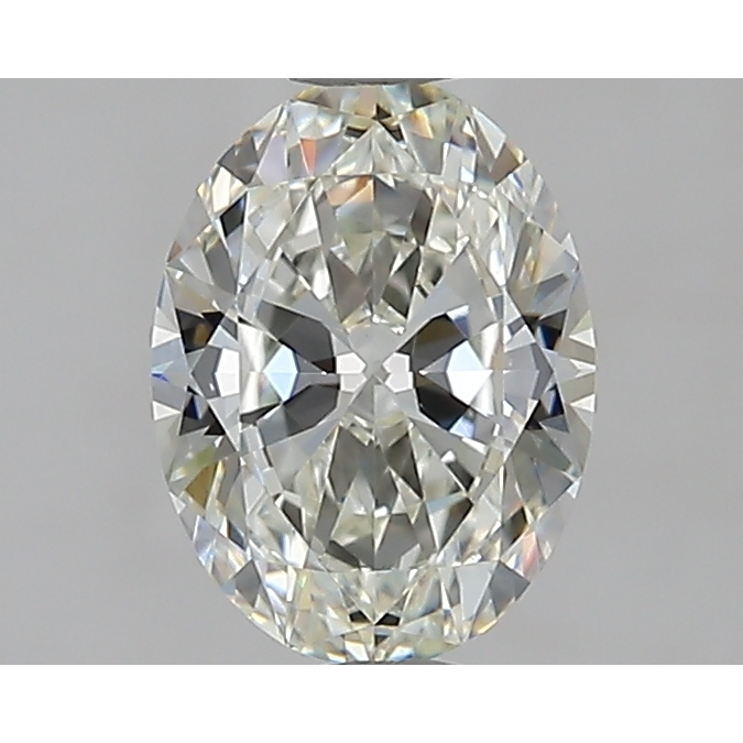 1.02 Carat Oval Loose Diamond, J, VVS2, Super Ideal, GIA Certified
