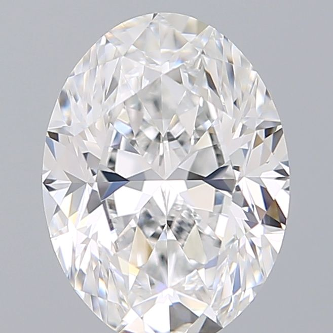 1.30 Carat Oval Loose Diamond, D, VVS1, Ideal, GIA Certified