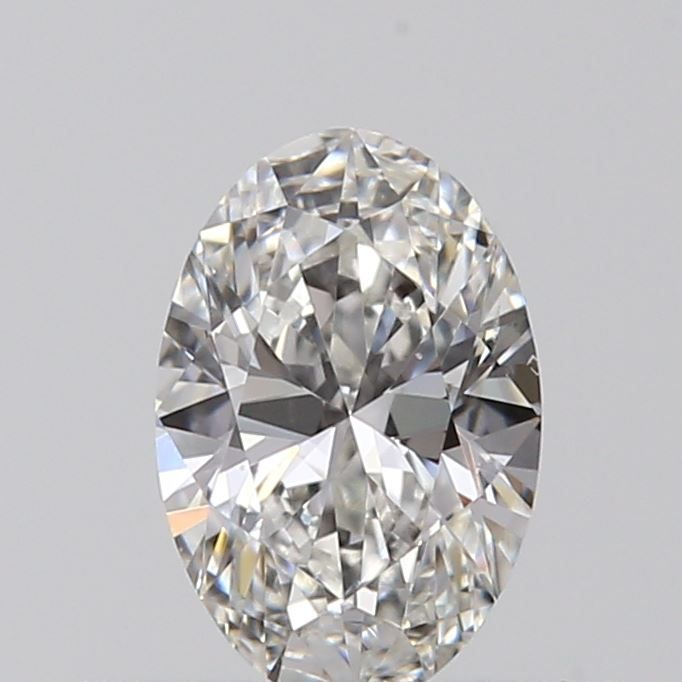 0.30 Carat Oval Loose Diamond, F, SI2, Super Ideal, GIA Certified | Thumbnail