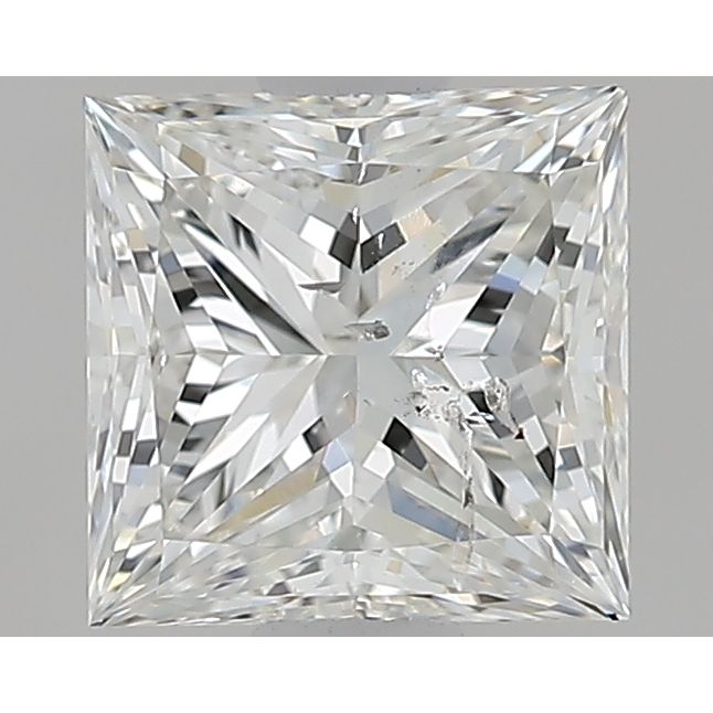 1.01 Carat Princess Loose Diamond, I, I1, Ideal, GIA Certified