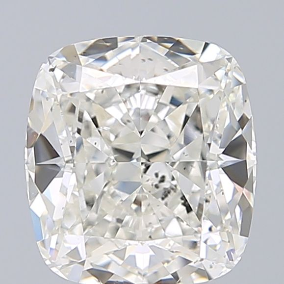 2.01 Carat Cushion Loose Diamond, G, SI1, Super Ideal, GIA Certified | Thumbnail