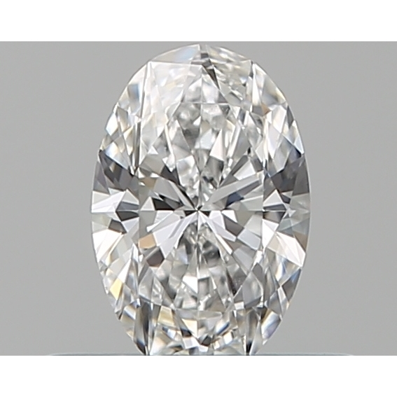 0.30 Carat Oval Loose Diamond, E, IF, Ideal, GIA Certified