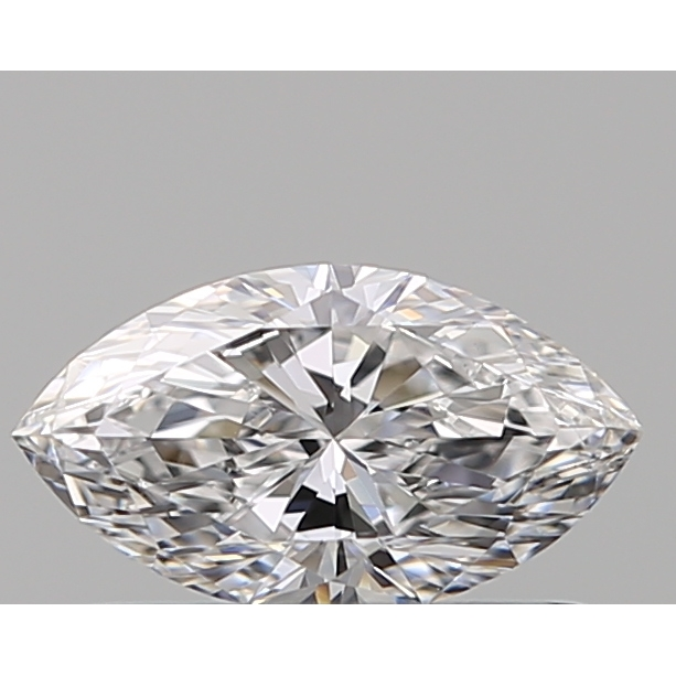 0.32 Carat Marquise Loose Diamond, D, IF, Ideal, GIA Certified