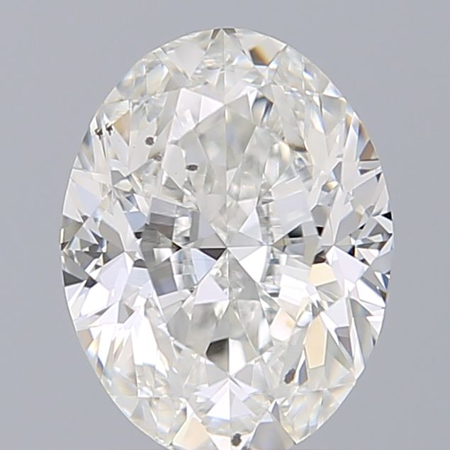 1.20 Carat Oval Loose Diamond, F, SI1, Excellent, GIA Certified
