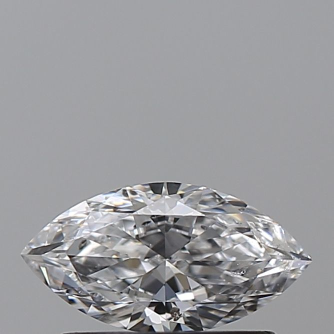 0.36 Carat Marquise Loose Diamond, D, SI2, Super Ideal, GIA Certified