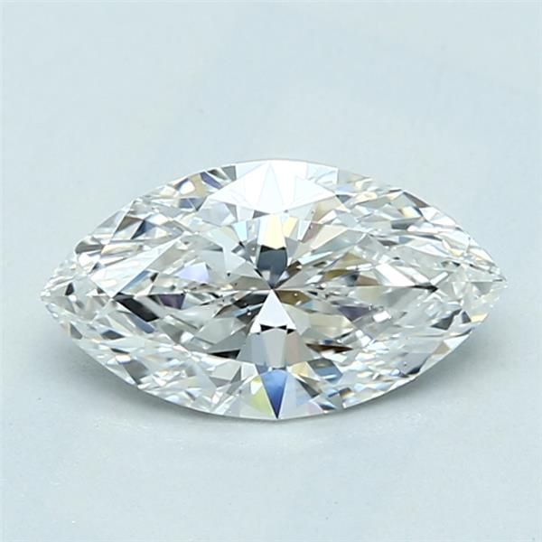 1.02 Carat Marquise Loose Diamond, F, VS2, Super Ideal, GIA Certified
