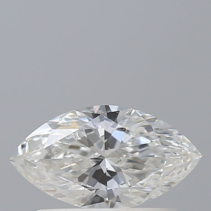 0.40 Carat Marquise Loose Diamond, F, SI1, Super Ideal, GIA Certified