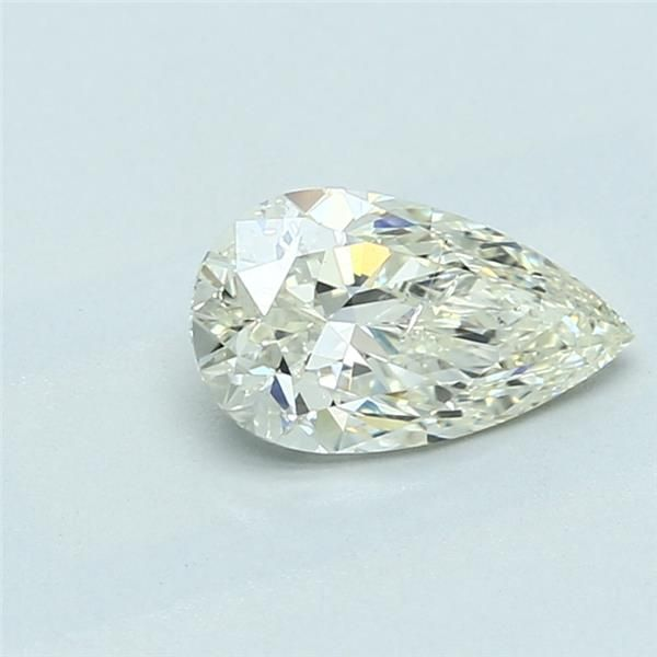1.01 Carat Pear Loose Diamond, L, SI2, Excellent, GIA Certified