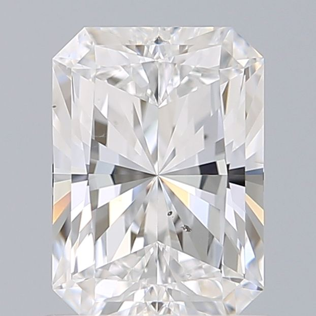 1.01 Carat Radiant Loose Diamond, D, SI1, Super Ideal, GIA Certified