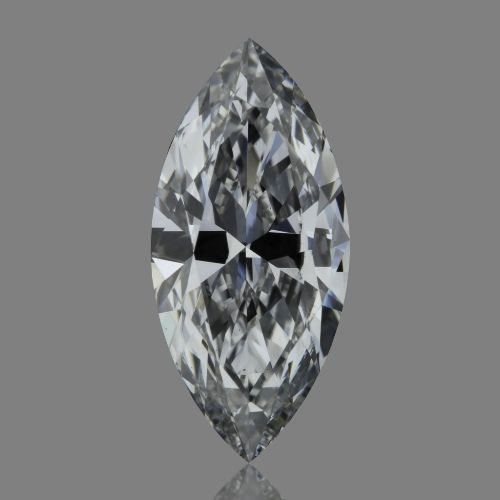 0.50 Carat Marquise Loose Diamond, D, VS2, Super Ideal, GIA Certified