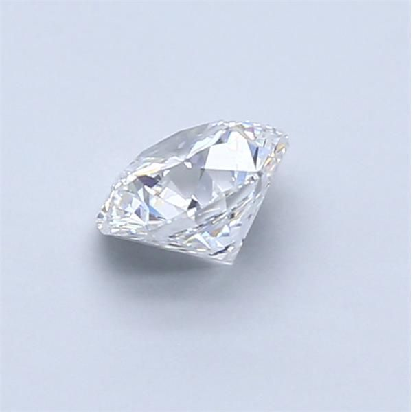0.65 Carat Round Loose Diamond, D, VS1, Super Ideal, GIA Certified