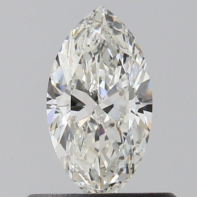 0.43 Carat Marquise Loose Diamond, I, VVS1, Ideal, GIA Certified