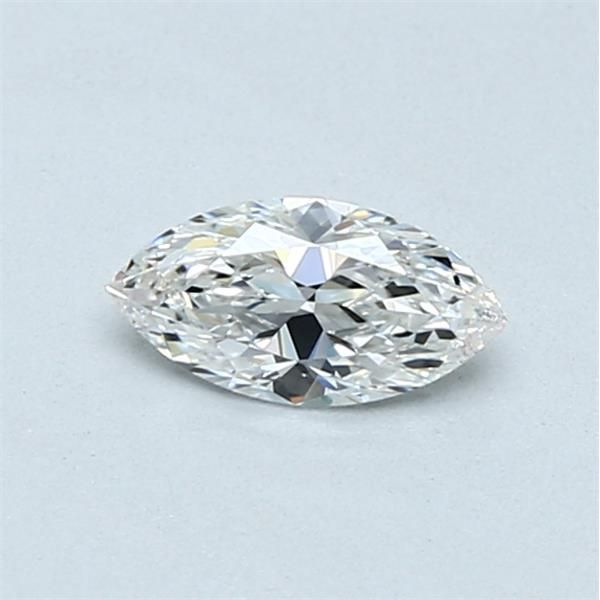 0.34 Carat Marquise Loose Diamond, F, IF, Super Ideal, GIA Certified