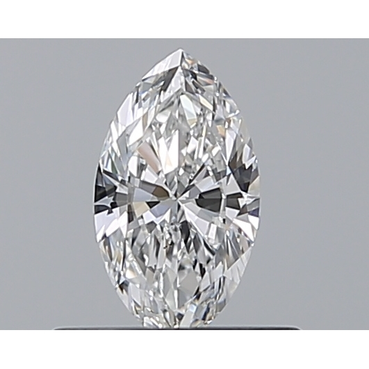 0.31 Carat Marquise Loose Diamond, D, VS2, Ideal, GIA Certified