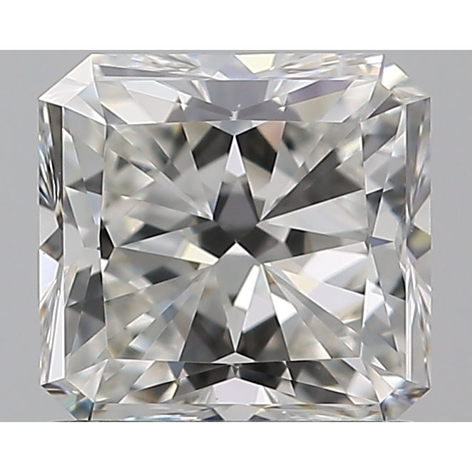 1.00 Carat Radiant Loose Diamond, G, VS1, Ideal, GIA Certified