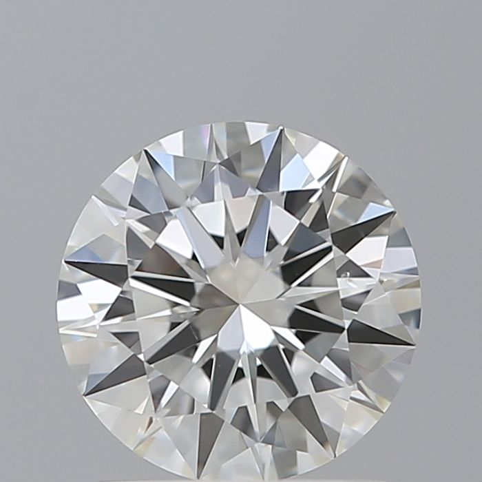1.03 Carat Round Loose Diamond, I, SI1, Excellent, GIA Certified