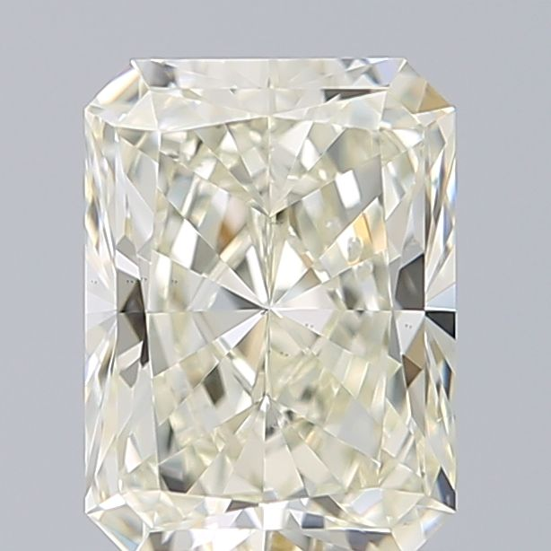 1.01 Carat Radiant Loose Diamond, L, VS1, Super Ideal, GIA Certified | Thumbnail